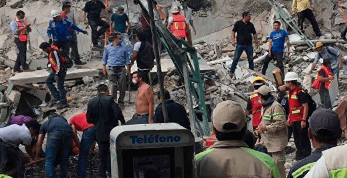 REFLEXIONES LOS DESASTRES DE LA CORRUPCIÓN