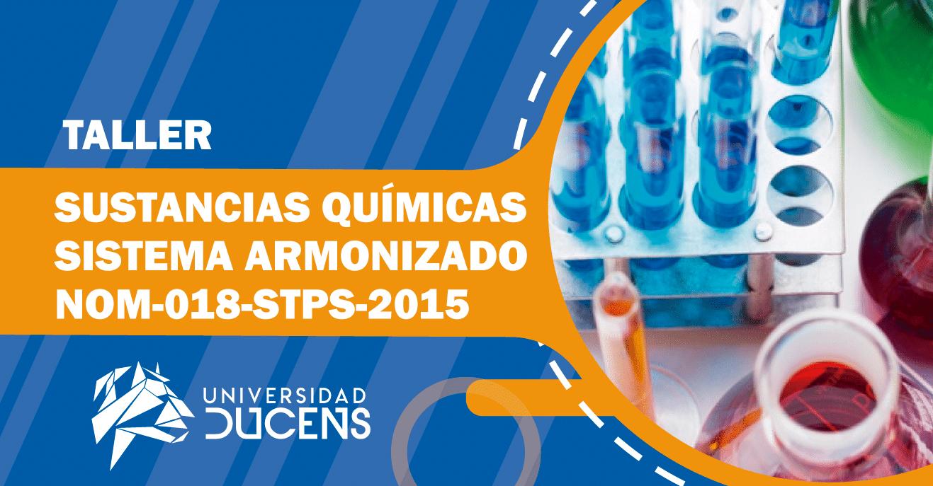 Sistema Armonizado NOM-018-STPS-2015