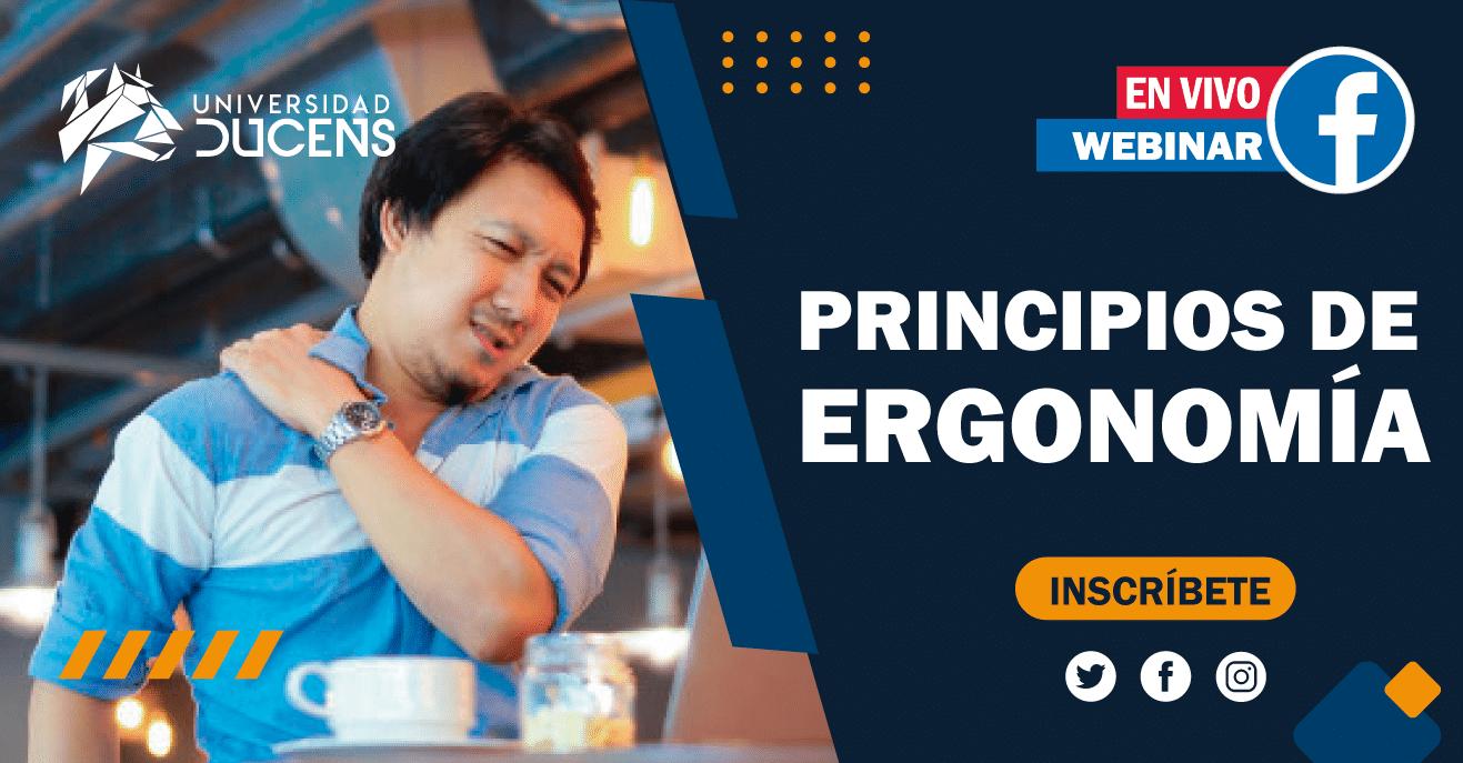 Principios de Ergonomía