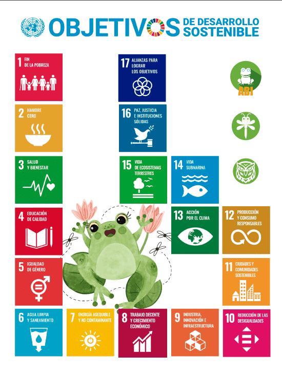 Objetivos de Desarrollo Sostenible (ODS)